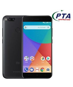 Xiaomi Mi A1 64GB 4GB Ram Dual Sim Black - Official Warranty