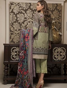 Khas Stores Benevolentia Embroidered Lawn For Women (KLA-9032)