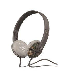 Skullcandy Uprock On-Ear Headphones Realtree/Dark Tan (S5URFY-325)