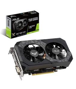 Asus TUF Gaming GeForce GTX 1660 6GB Graphics Card (TUF-GTX1660-O6G-GAMING)