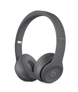 Beats Solo 3 Neighborhood Collection Wireless Headphones Asphalt Gray