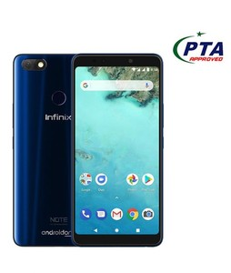 Infinix Note 5 64GB Dual Sim Ice Blue (X604)