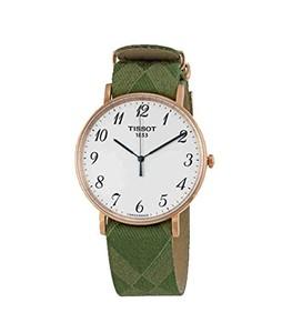 Tissot Everytime Big Gent Mens Watch Green (T1096103803200)