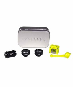 Lensbaby Deluxe Creative Mobile Lens Kit for iPhone 6 Plus/6s Plus