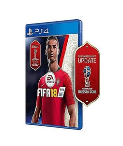 FIFA 18 World Cup Edition Game For PS4