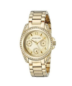 Michael Kors Blair Womens Watch Gold (MK5639)