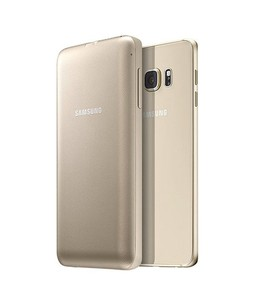 Samsung 3400mAh Wireless Battery Case for Galaxy S6 Edge Plus - Gold (EP-TG928B)