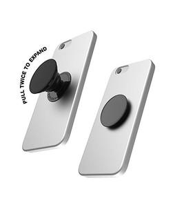 SubKuch Stent Mobile Phone Holder Black