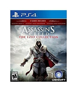 Assassin Creed The Ezio Collection Game For PS4