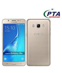 Samsung Galaxy J5 2016 16GB Dual Sim Gold - Official Warranty