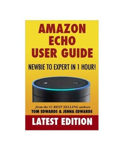 Amazon Echo User Guide Book