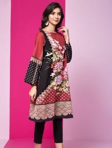 Khas Stores Stitched Lawn Kurti For Women 1 Piece (DR-277)
