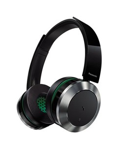 Panasonic Premium Bluetooth Wireless On-Ear Headphones Black (RP-BTD10)