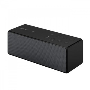 Sony Portable Bluetooth Wireless Speaker Black (SRS-X3)