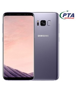 Samsung Galaxy S8+ 64GB Dual Sim Orchid Gray (G955FD) - Official Warranty