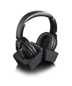 Rapoo On-Ear Wireless Headphone Black (H600)