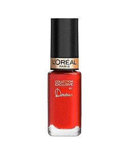 LOreal Paris Color Riche Nail Polish (Doutzen Pure Red)
