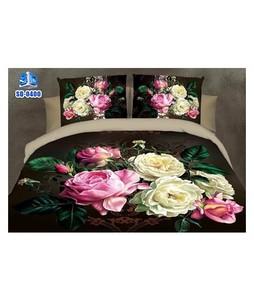RGshop 3D Double Bed Sheet (SD-0400)