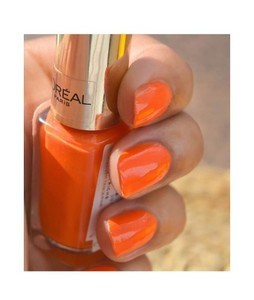 LOreal Paris Color Riche Nail Polish Lush Tangerine (303)