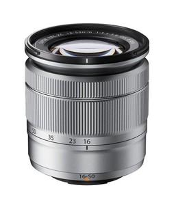 Fujifilm XC 16-50mm f/3.5-5.6 OIS II Lens Silver