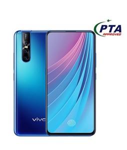 Vivo V15 Pro 128GB 6GB RAM Dual Sim Topaz Blue - Official Warranty