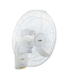 Super Asia Windmill Bracket Wall Fan 18″ White