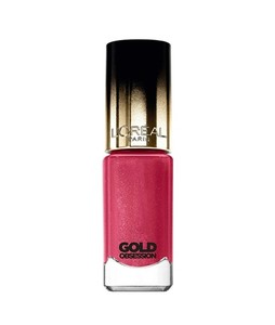 LOreal Paris Color Riche Gold Obsession Nail Polish (44 Rose Gold)