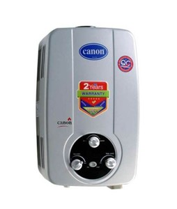 Canon 6 Ltr Instant Geysers Gas Water Heater (16D)