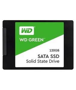 WD Green 120GB SATA PC SSD Internal Hard Drive (WDS120G2G0A)