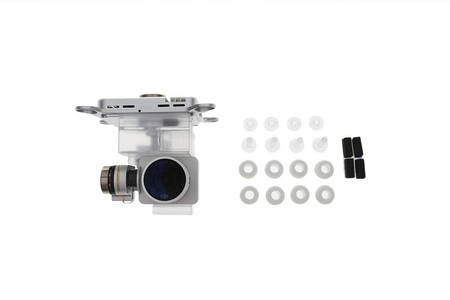 DJI Professional - 4K Gimbal Camera for Phantom 3