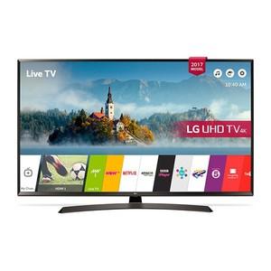 LG 43 4K UHD Smart LED TV (43UJ634)