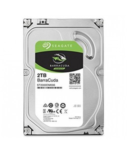 Seagate Barracuda 2TB SATA 7200RPM Hard Drive