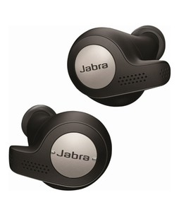 Jabra Elite Active 65t True Wireless Earbud Titanium Black