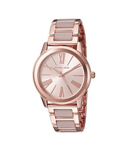 Michael Kors Hartman Womens Watch Rose Gold (MK3595)