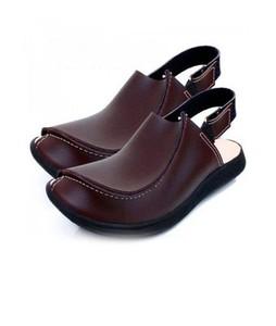 Mardan Shoes Peshawari Sandal For Men Brown