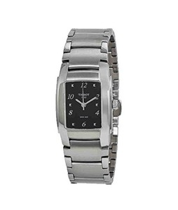 Tissot T10 Womens Watch Silver (T0733101105701)