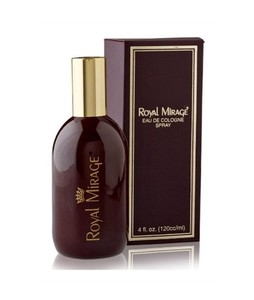 Royal Mirage Brown Perfume For Men 120ML