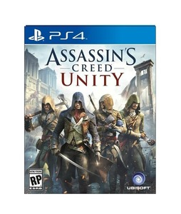 Assassins Creed Unity For PS4 Game