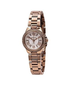 Michael Kors Camille Womens Watch Rose Gold (MK3253)