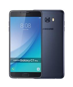 Samsung Galaxy C7 Pro 64GB Dual Sim Midnight Blue