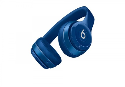 Beats Solo2 Wireless On-Ear Headphone Blue