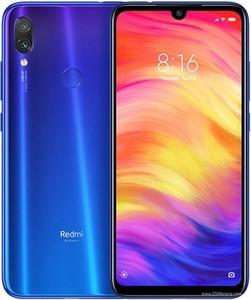 Xiaomi Redmi Note 7 64GB Dual Sim Neptune Blue - Official Warranty