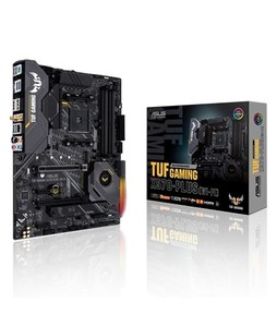Asus TUF X570-PLUS AMD AM4 ATX WI-FI Gaming Motherboard