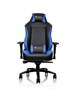Thermaltake GTC 500 Comfort Gaming Chair Blue