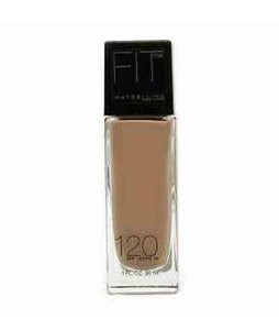 Maybelline New York Fit Me Liquid Foundation 120 Classic Ivory