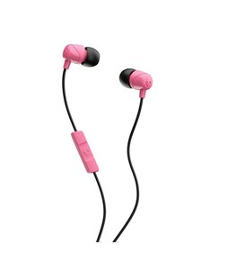 Skullcandy JIB In-Ear Headphones With Mic Pink (S2DUYK-630)