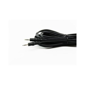 SubKuch Stereo to Stereo AUX2 Cable 5M Black (B62  P44)
