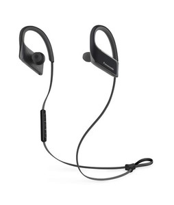 Panasonic Sports Wireless Bluetooth Headphone Black (RP-BTS30E-K)