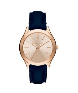 Michael Kors Slim Runway Women's Watch Blue (MK2466)