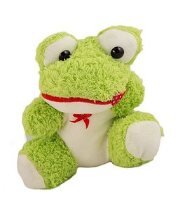Asaan Buy Cute Eyed Stuffed Toy Green (TO-026-L)